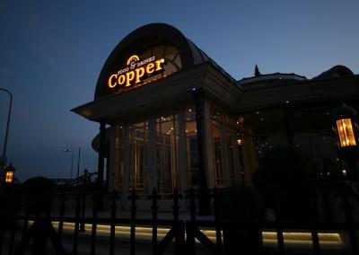 Sign - Copper