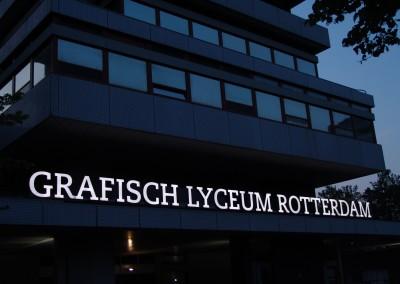 Sign - Grafisch Lyseum Rotterdam