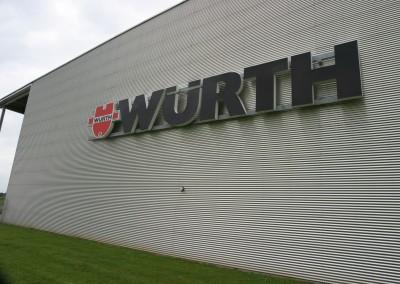 Sign - Wurth